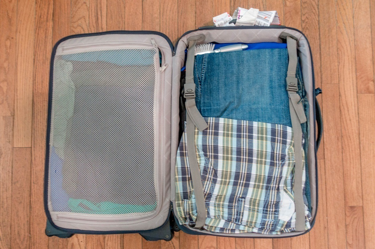 Packing can be particularly stressful. Lost luggage is also one of the worst travel stress situations you can encounter.