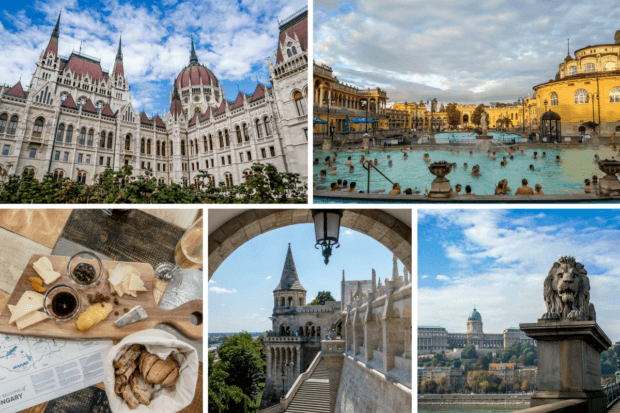 There are so many great things to see and do in Budapest, and it is one of several cheap places to visit in Europe.