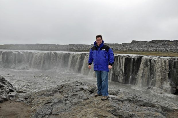 Iceland in 2010.