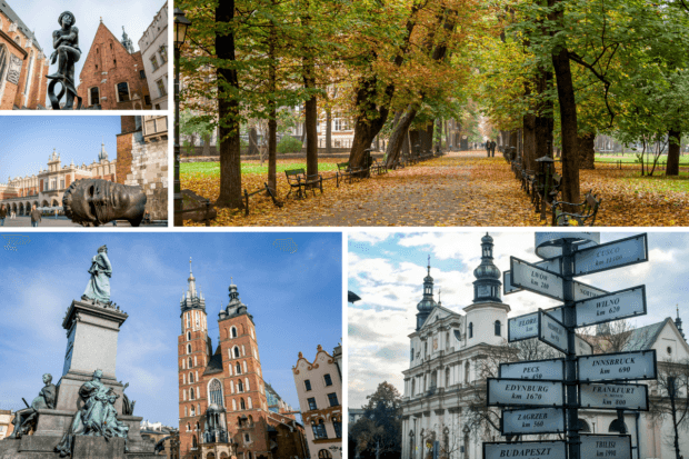 Krakow, Poland, has lots of great things to see and do. this city isone  of the most affordable places to visit in Europe.