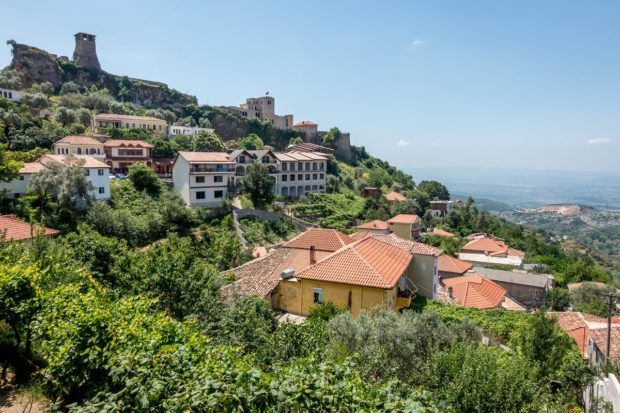 One of the top things to do in Tirana is a day trip to the hillside town of Kruja.