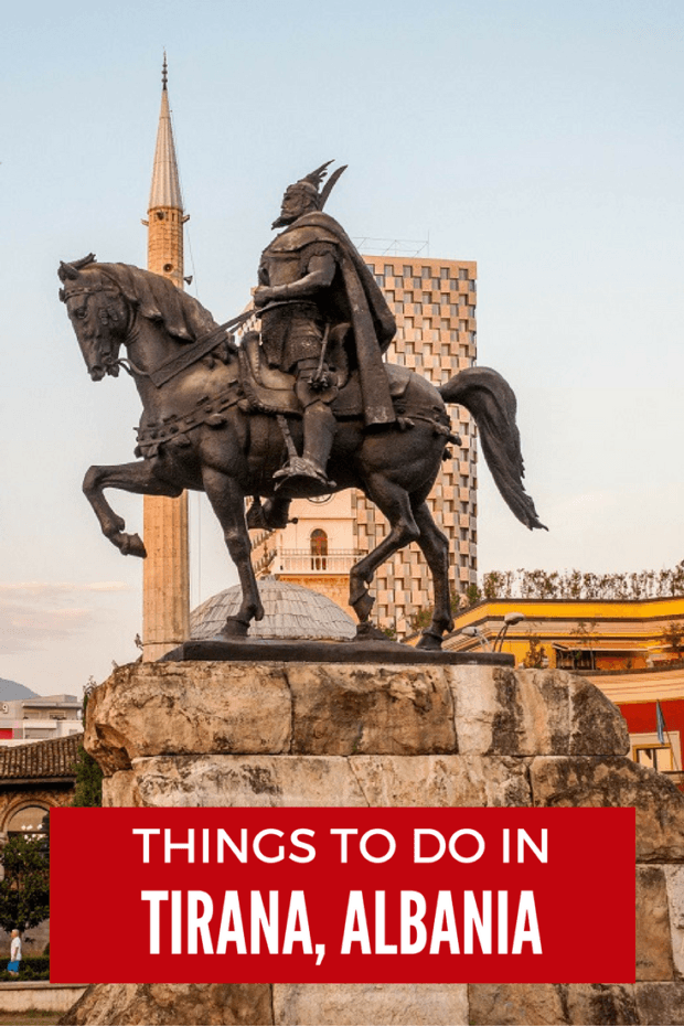 10 Great Ways to Spend a Weekend in Tirana