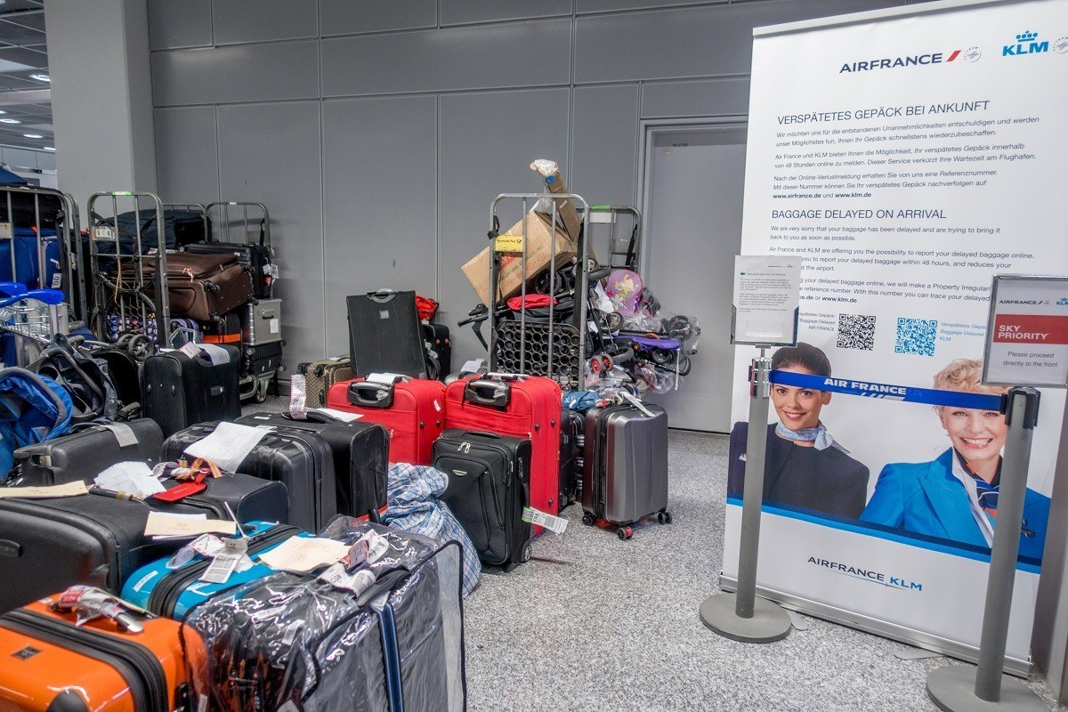 Here's the truth about airline lost luggage and what you can do about it.
