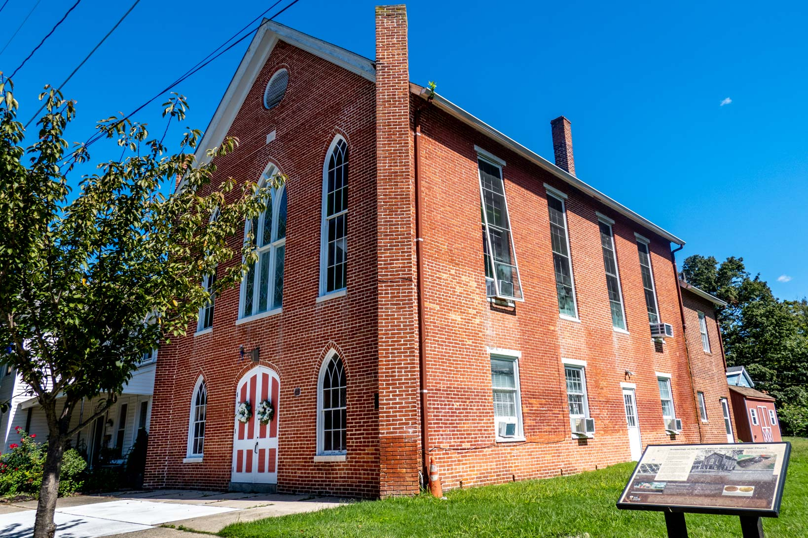 Red Brick Bethel AME Church