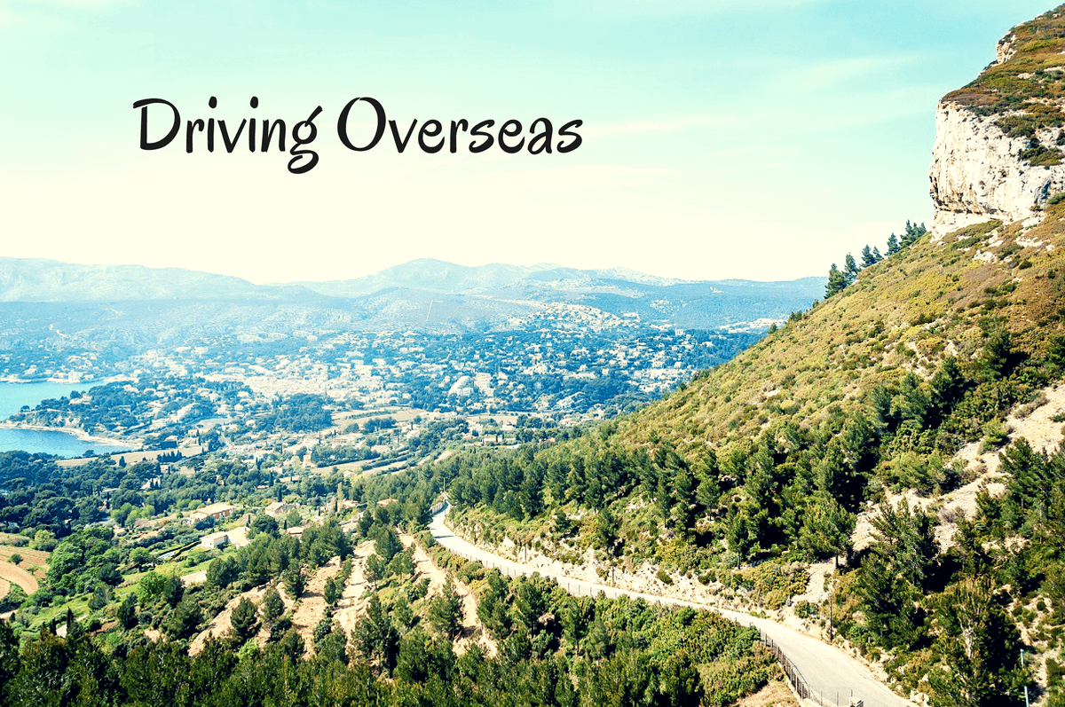 Travel resources for driving overseas