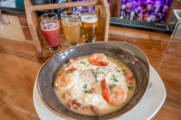 Happy Valley Brewery in State College, Pennsylvania serves bold, hoppy beers and amazing food.