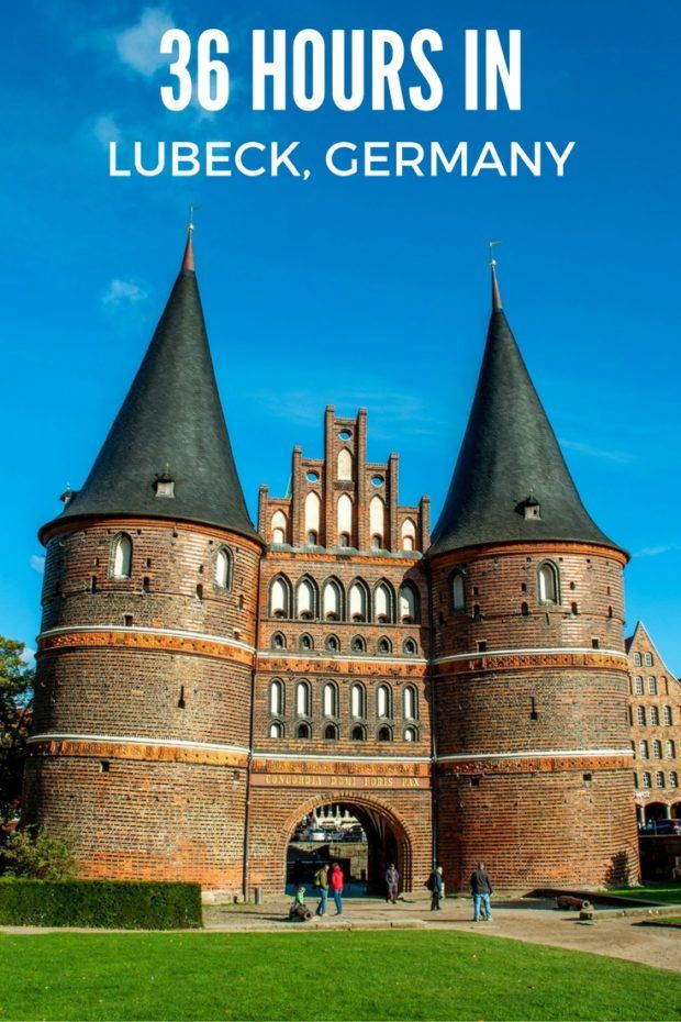 36 Hours in Lubeck, Germany