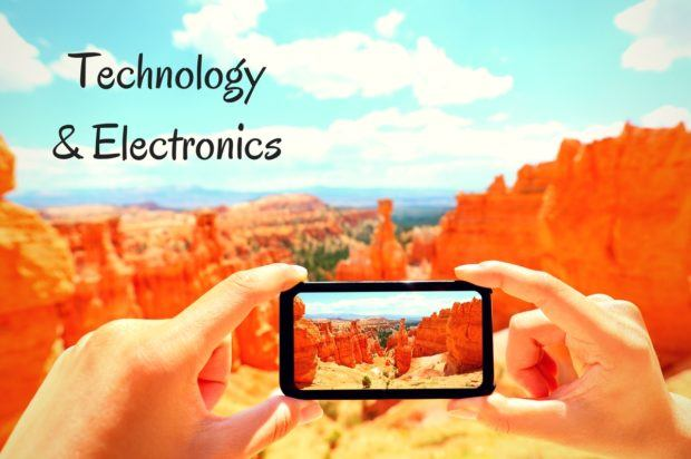 Technological travel resources