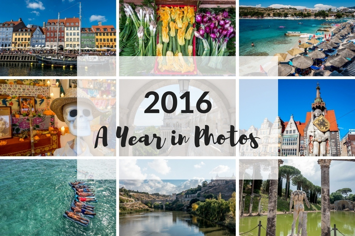2016 -- a year in travel photos