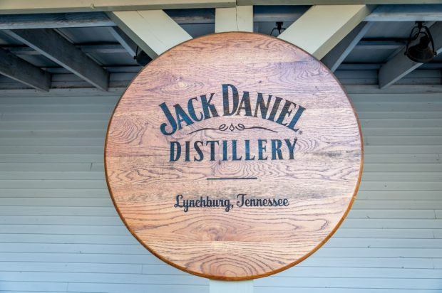 Jack Daniel distillery in Lynchburg, Tennessee, hosts more than 300,000 visitors a year