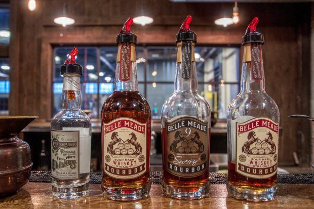 Nelson's Green Brier Distillery in Nashville is a revival of Charles Nelson's famous, Pre-Prohibition distillery