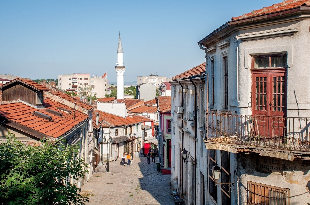 Skopje, Macedonia's Old Bazaar