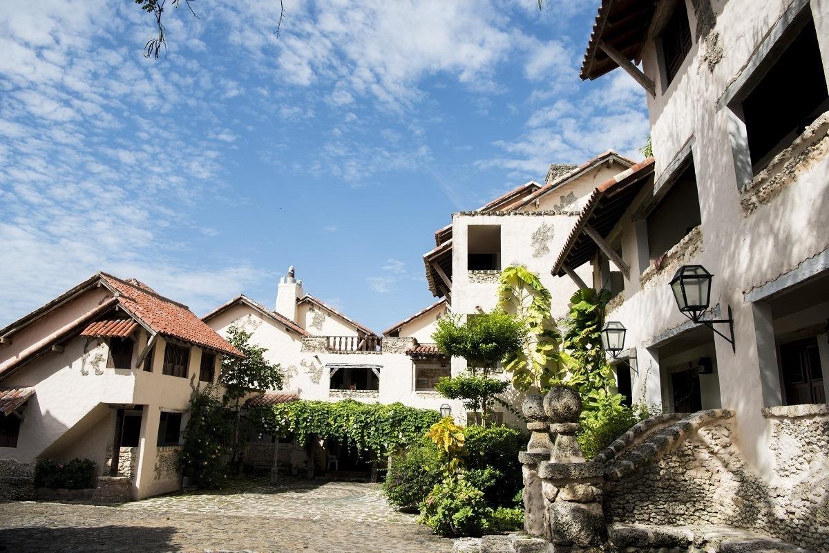 Altos de Chavon, a replica 16th century Mediterranean village near Punta Cana, Dominican Republic