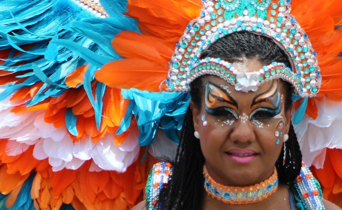The colorful festivals of Saint Martin.