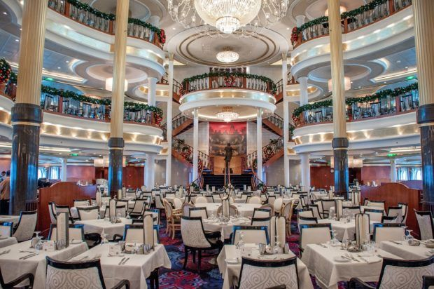 Top Cruise Tips:  On the final morning, head to the dining room for breakfast.