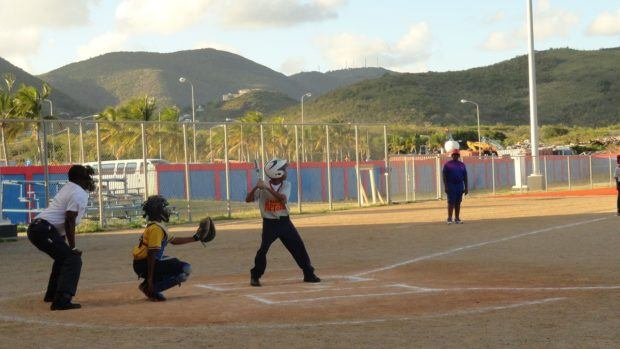Sports.  Saint Martin style.