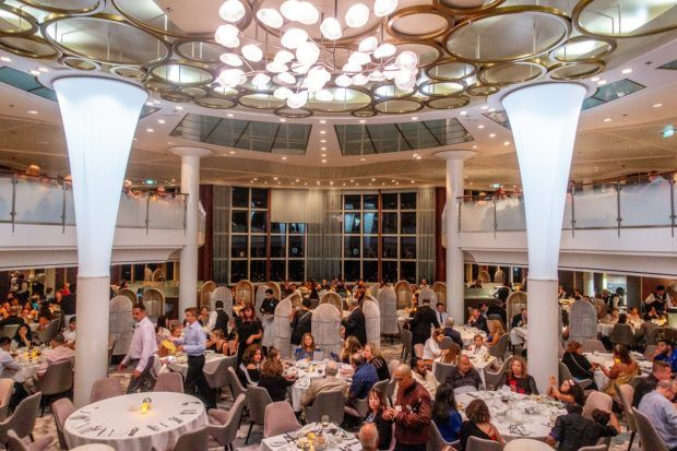 First time cruise guide:  One of our best cruise hints and tips is to make your main dining room reservations as early as possible.