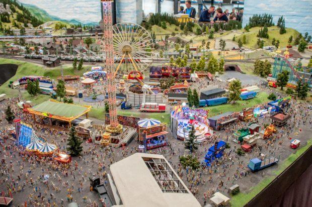 Miniatur Wunderland's Carnival.