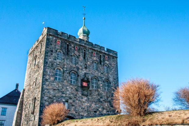 A visit to Bergenhus Fortress and Rosenkrantz Tower is a fun thing to do in Norway