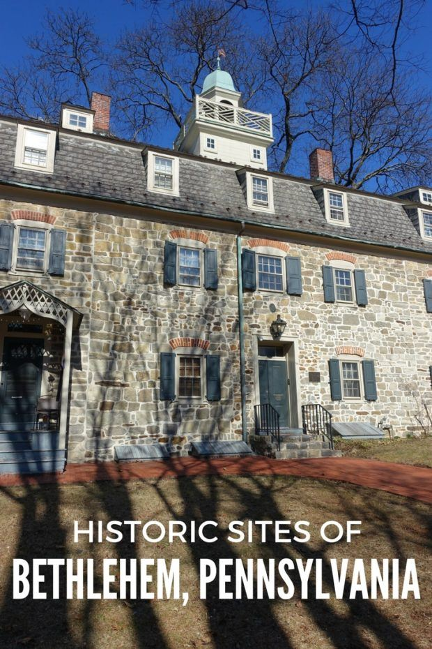 The Remarkable Moravian History of Bethlehem, Pennsylvania