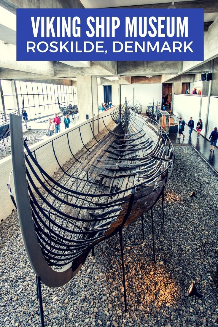 The Viking Ship Museum in Roskilde, Denmark, is a nautical enthusiast's paradise. See 1000-year-old ship relics, watch re-creations being built, and get in on the hands-on fun.