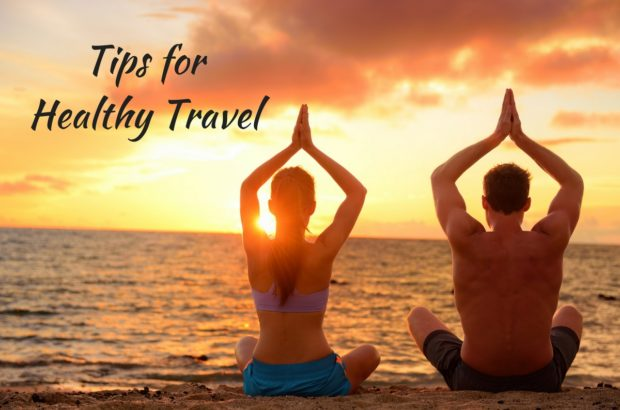Here are the 7 tips for healthy travel.