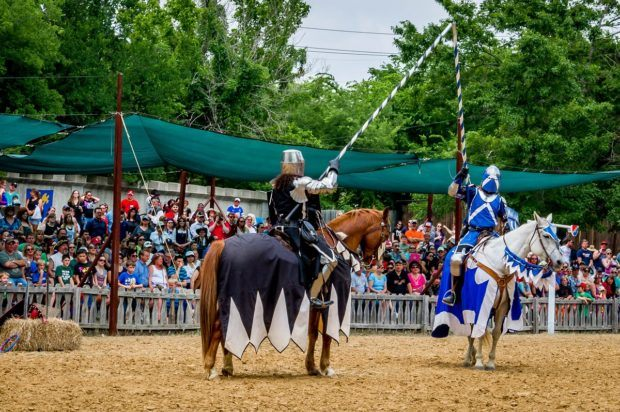 Scarborough Renaissance Festival is just one of many great festivals in the Dallas, Texas, area. Check out all the fun things to do in Dallas.