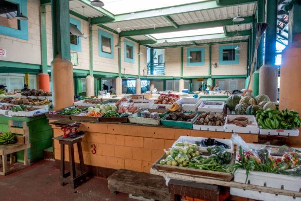According to our research, visiting St. John's Market is one of the top things to do in Antigua.