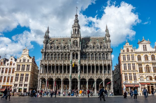 Visiting the Grand Place is one of the top things to do in Brussels Belgium