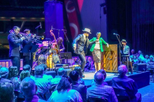 Hot Sardines featured at Saratoga Performing Arts Center at SPAC on Stage