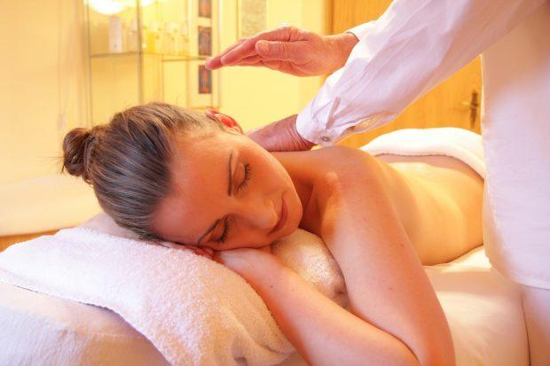 Being a massage therapist is a job you can do while traveling.