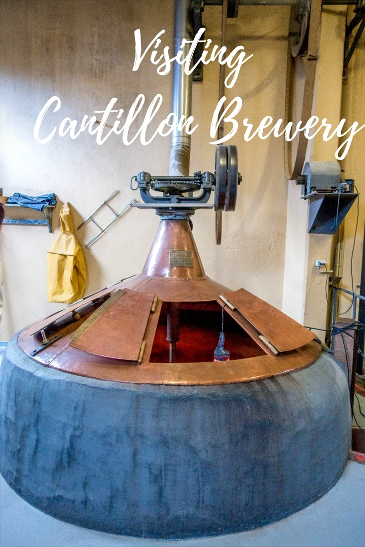 A visit to Cantillon Brewery in Brussels, Belgium, is a step back in time to a different way of brewing.