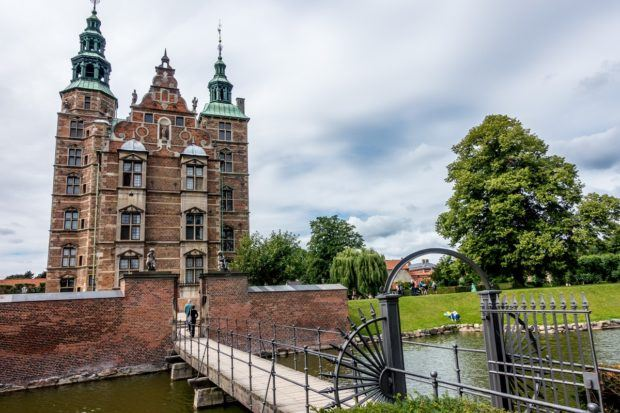 Rosenborg Castle is what to see in Copenhagen in 3 days