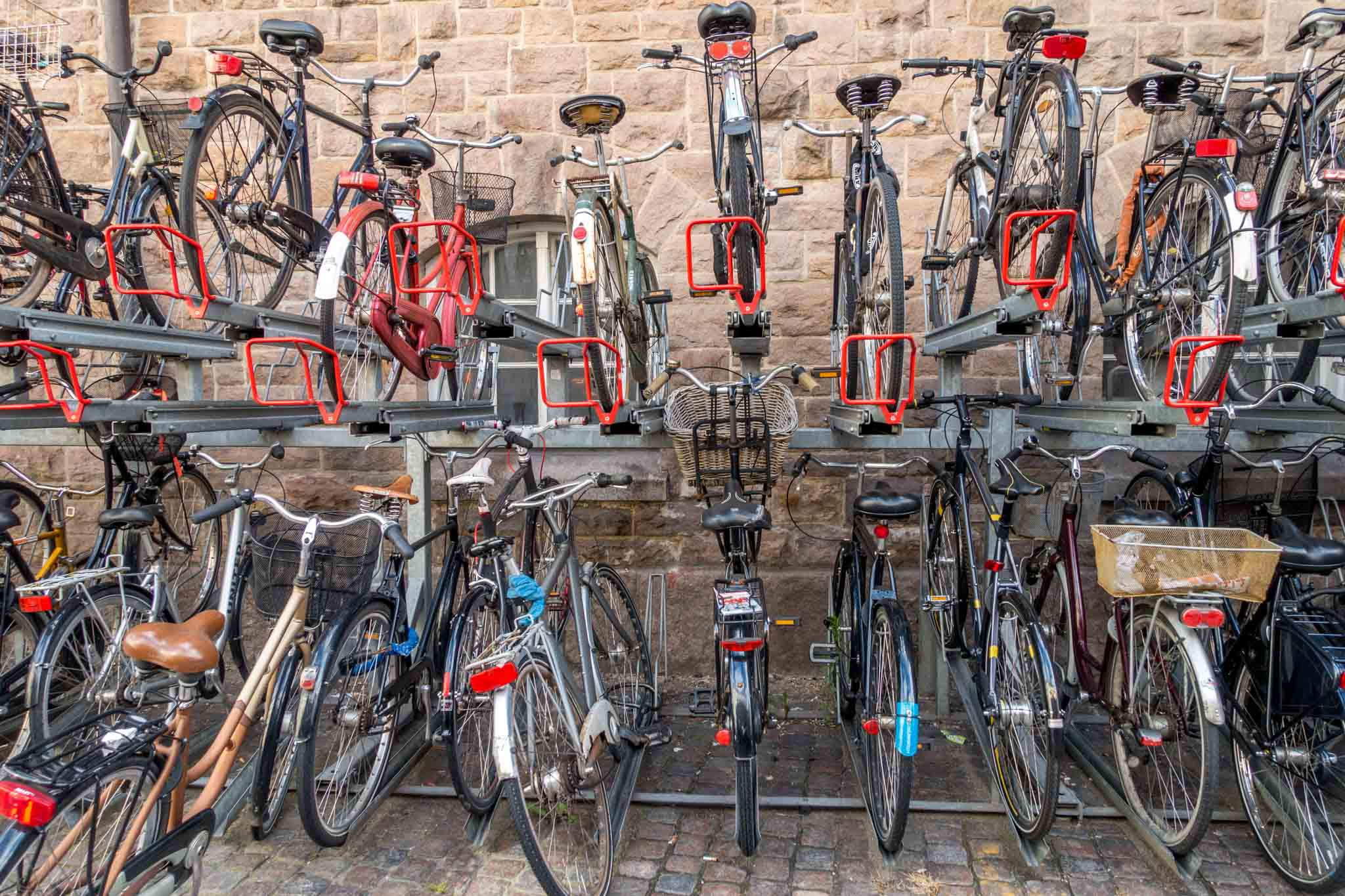 Riding a bicycle is one of the best things to do in Denmark if you want to look like a local