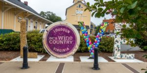 Loudon County, Virginia, is DC's wine country