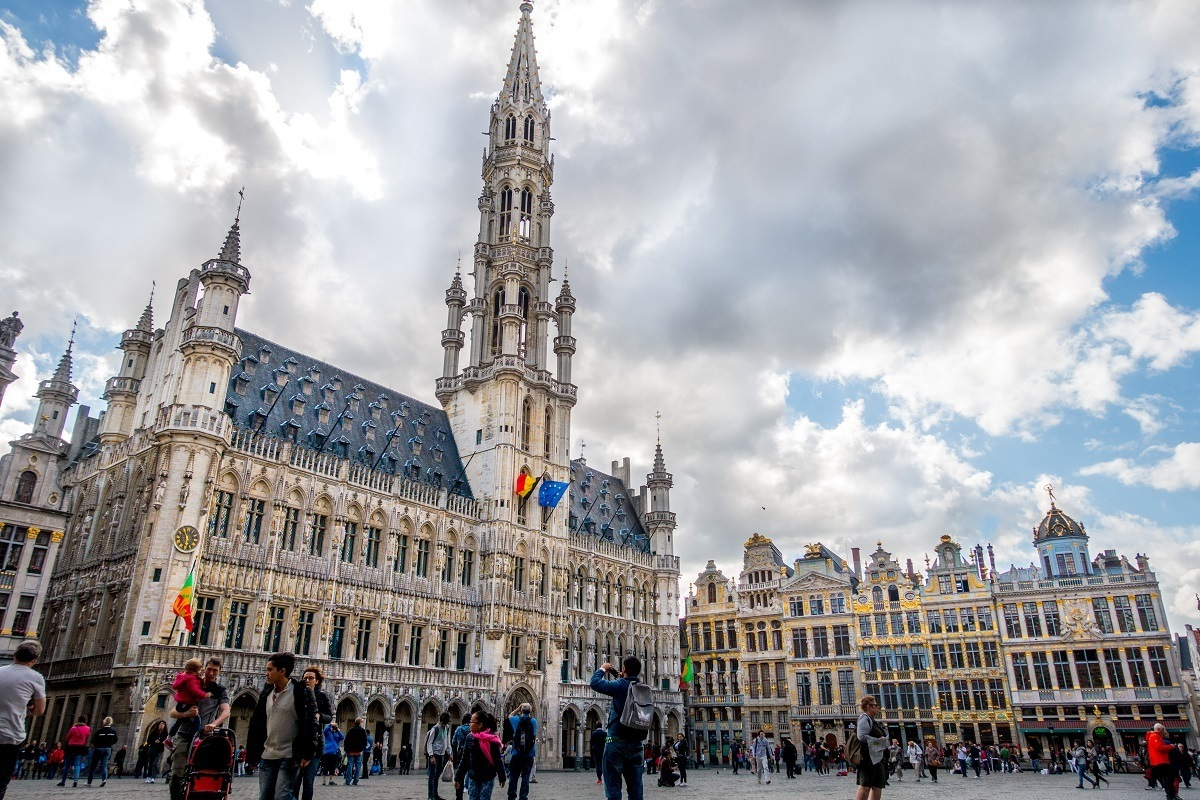 Grand Place is one of the best areas to stay in Brussels Belgium to be near popular attractions