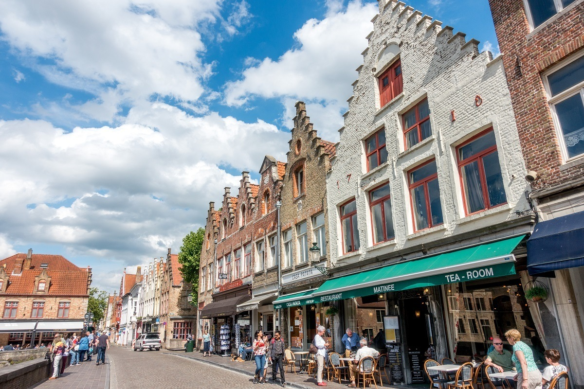 Just wandering the city is one of the most fun things to do in Bruges