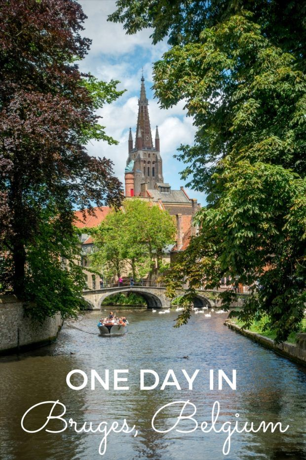 Exploring the Best of Bruges in One Day