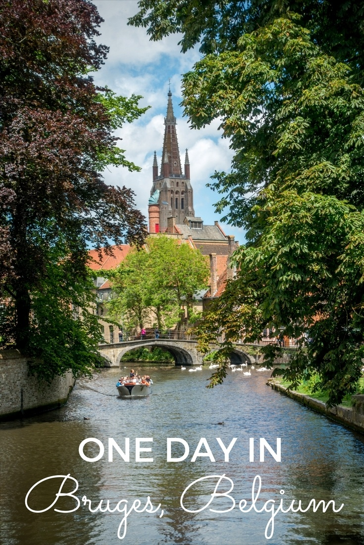 There are so many fun things to do in Bruges, Belgium, even with limited time. Take a canal cruise, try local beer, find the windmills, people watch in Market Square, or just relax in this beautiful city.