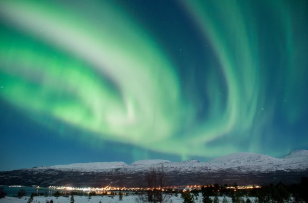 Chasing the Northern Lights in Norway! Seeing the Aurora Borealis is a Once-in-a-Lifetime Experience.