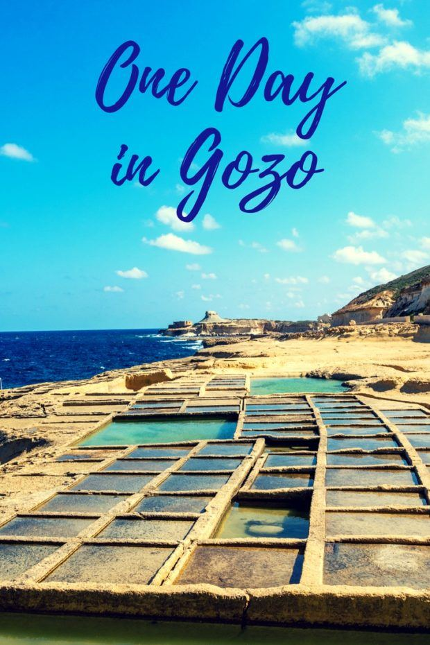 A Day in Glorious Gozo