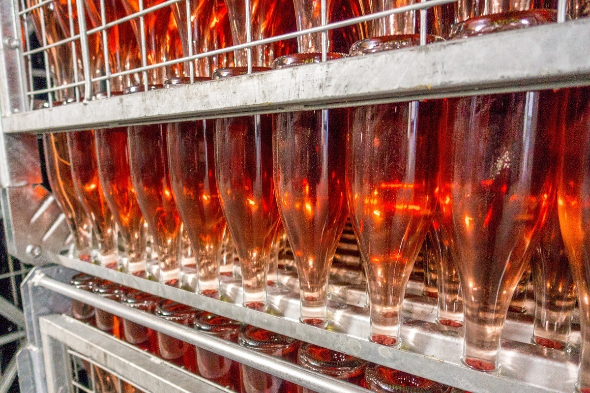 Most Luxembourg wine is white, but you do find the occasional red and rose wines