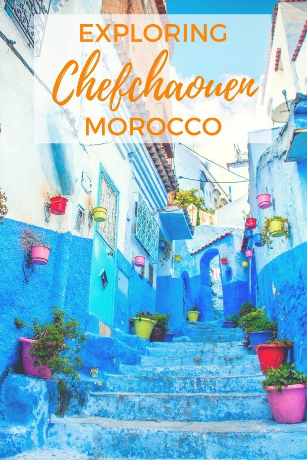The Reality of Chefchaouen–Morocco's Blue City