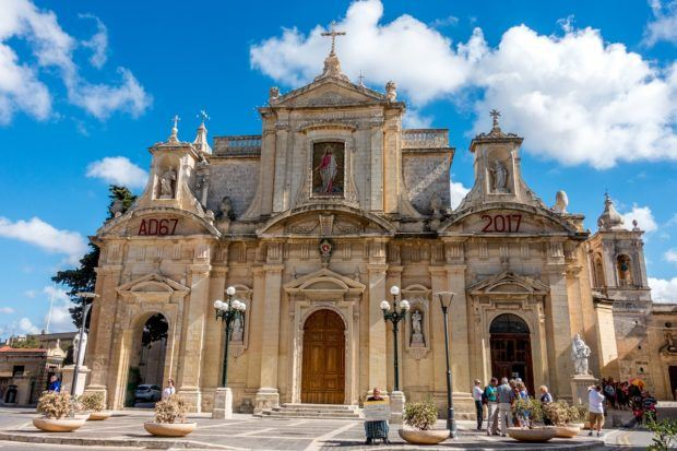 The Collegiate Church of St. Paul in Rabat is worth adding to your Malta sightseeing plan