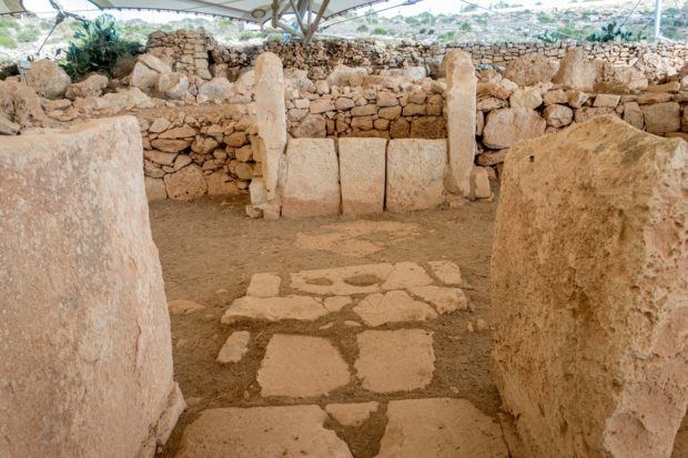 Inside the Megalithic Temples of Malta