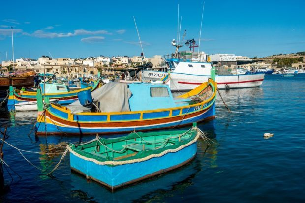 A stop in Maraxlokk is a must on a 4 days in Malta itinerary