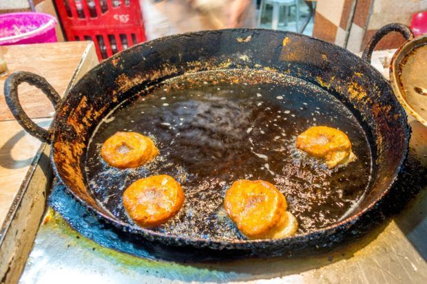 Sfenj, a donut-like treat, must be the best Moroccan food