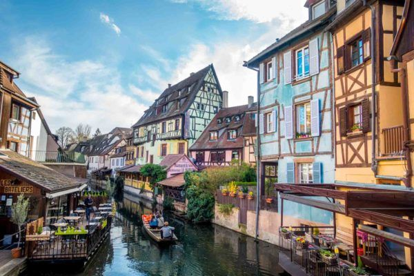 If you're wondering what to do in Colmar Alsace France, waste no time in heading to Petite Venise