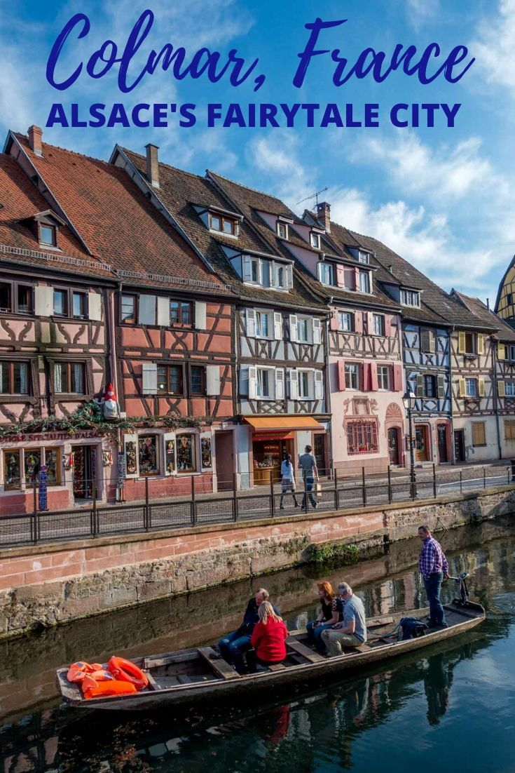 Colmar, France is one of the most beautiful towns in Alsace. Here's a look at all the fun things to do in Colmar plus tips for where to eat and where to stay.