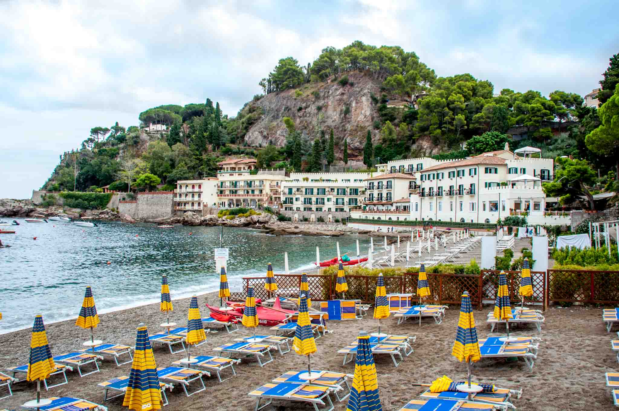 The Cefalu beaches are some of the most beautiful places in Sicily to visit